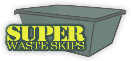 Super Waste Skips logo